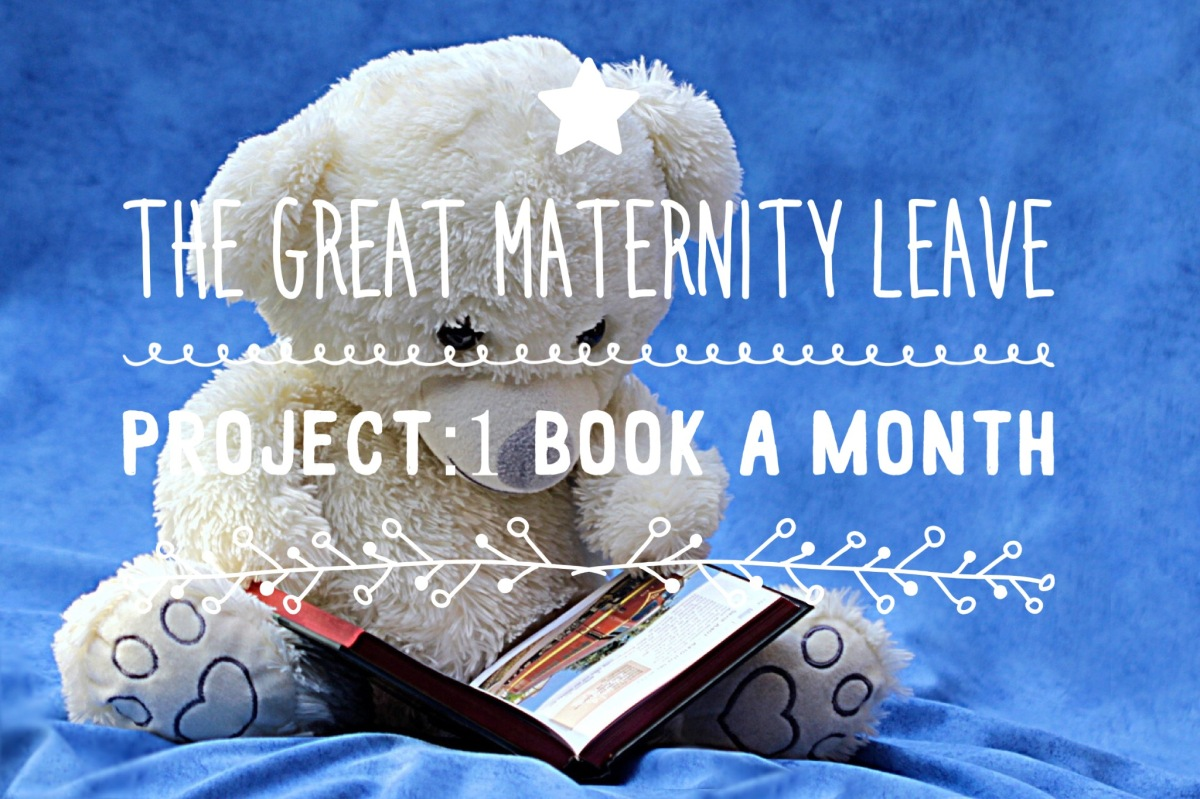 GML Project:  Read 1 Book Per Month