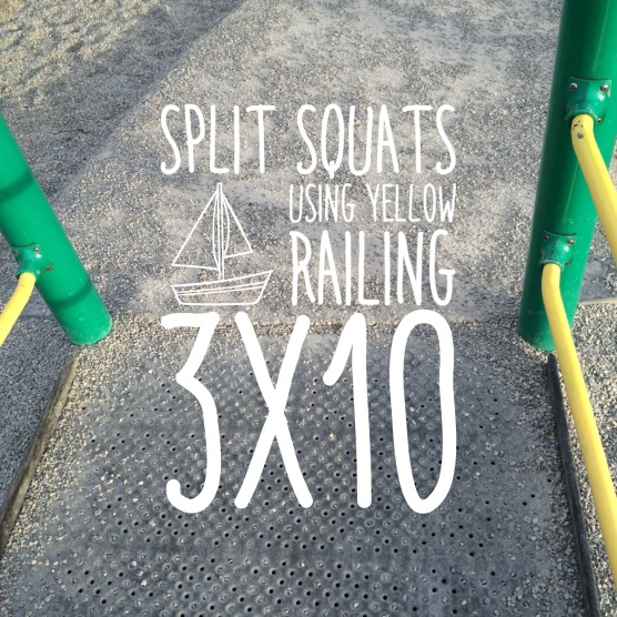 Shape your butt with some split squats.