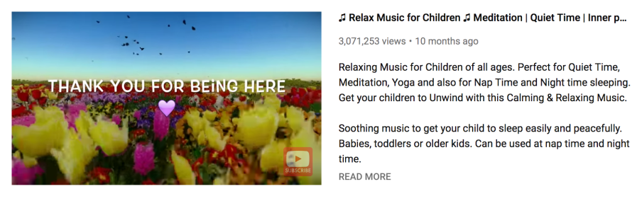 Mindful Kids Meditation Music Channel