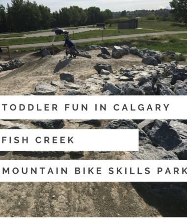 Toddler fun in calgary