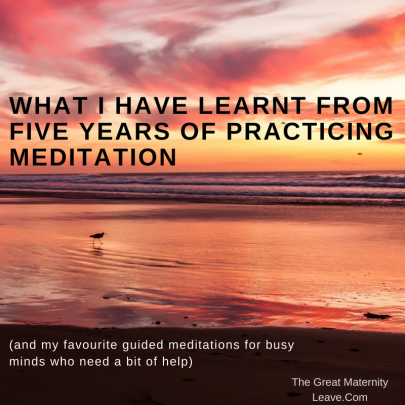 What i have learnt from five years of practicing meditation2