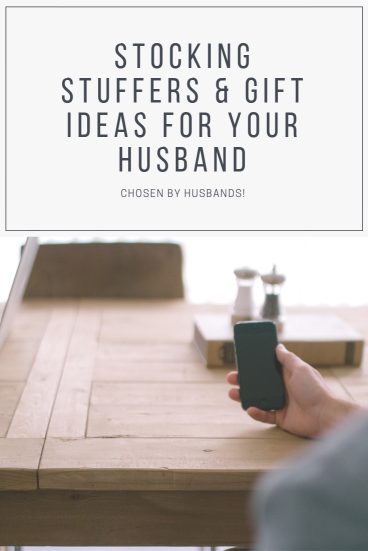 christmas gift ideas for my husband – THE GREAT MATERNITY LEAVE